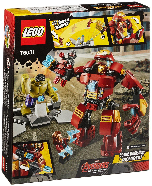 Lego 76031 super heroes the hulk buster - Logo super heros ...