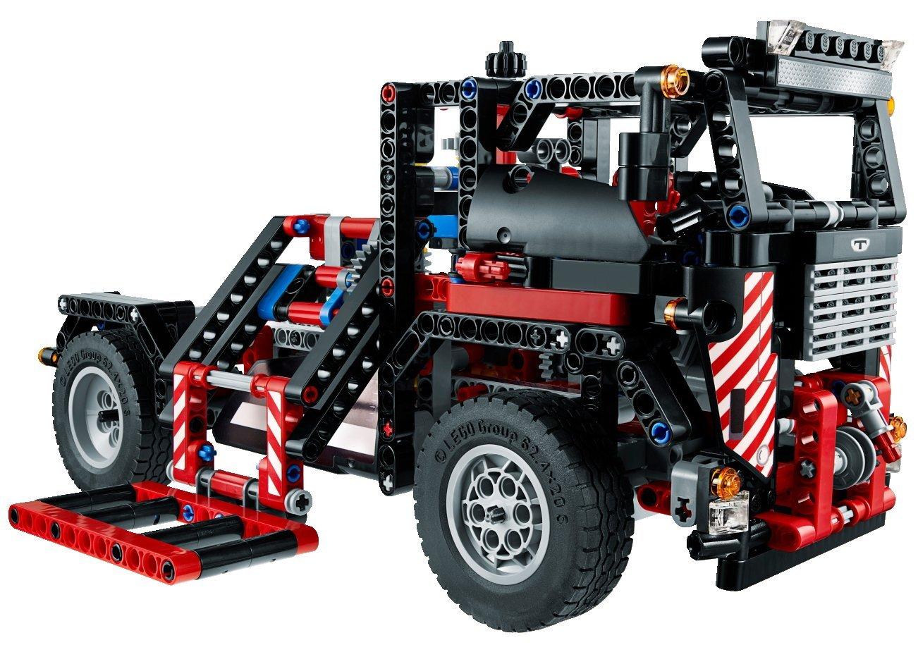 lego technic lego 9395 pick up. Black Bedroom Furniture Sets. Home Design Ideas