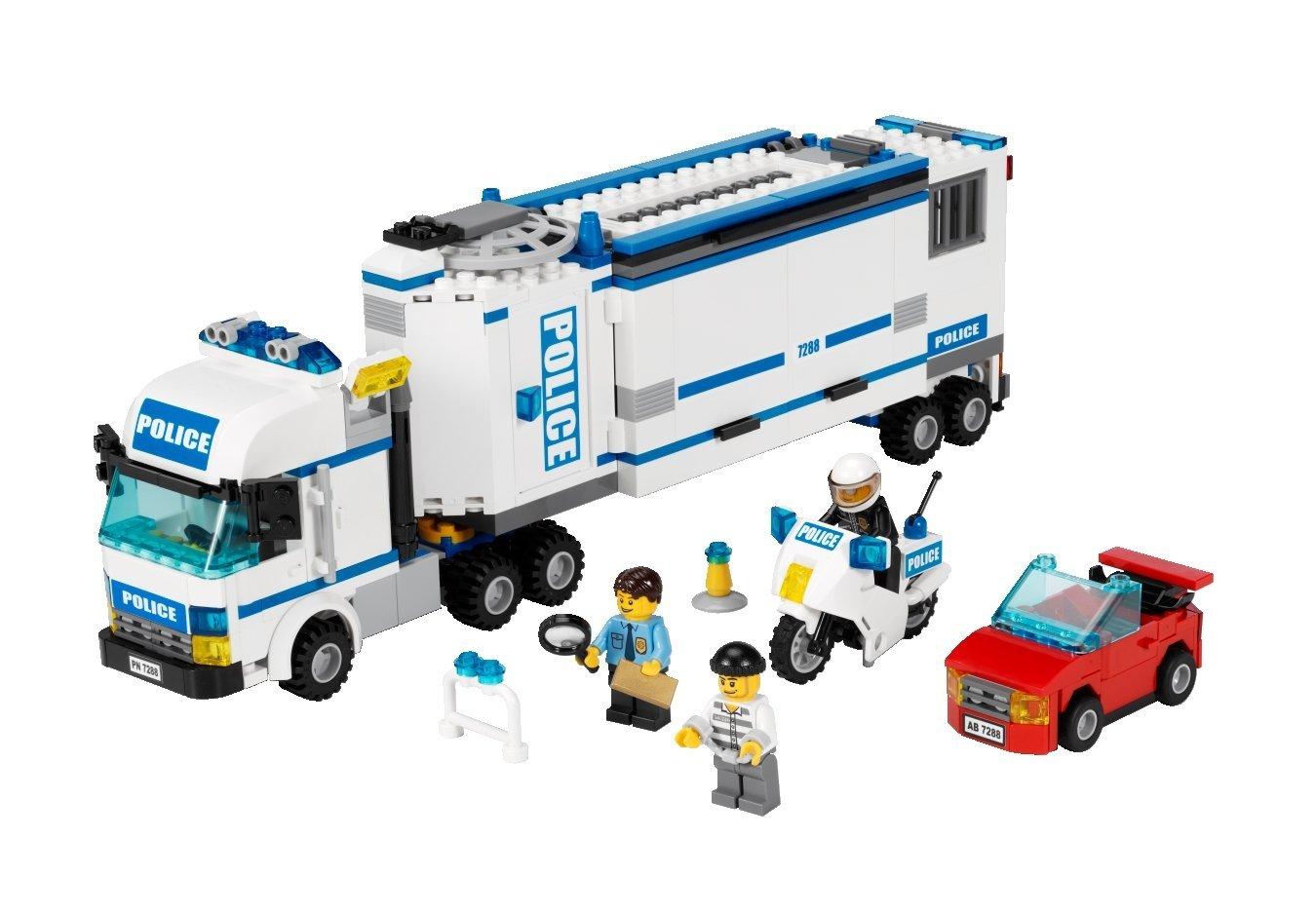 lego 7288 city police - Lgo City Police