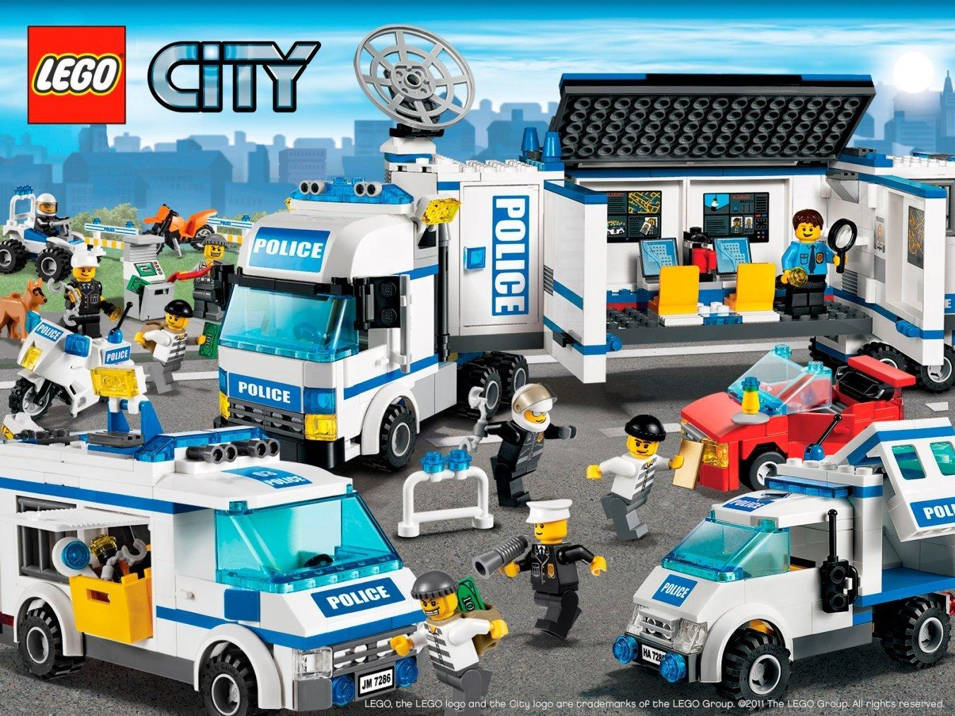 Lego Lego 7288 City Police