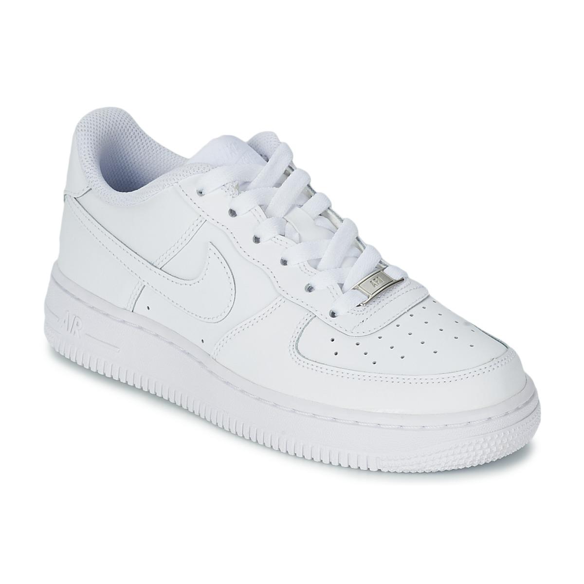 97+ Nike Air Force 1 Big Kids Shoe Nike Com. Nike Air Force 1 07 ... 5ac276039e0