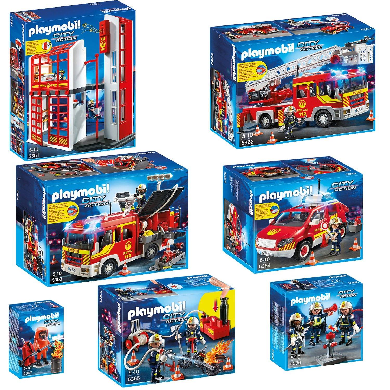 Playmobil City Action Playmobil ολοκληρωμένο σετ της σειράς City
